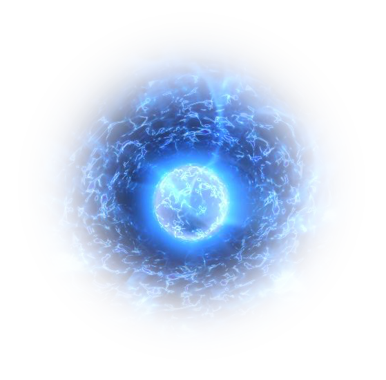 Sfere blu
