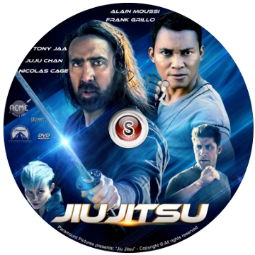 Jiu Jitsu Cover DVD