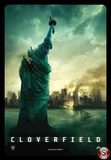 Cloverfield - Locandina - Poster