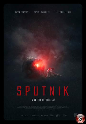 Sputnik - Locandina - Poster