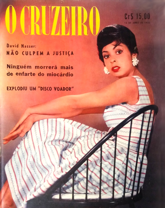 Revista O CRUZEIRO nº 27 del 16 Aprile 1960