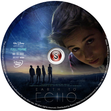 Earth to Echo  Cover DVD