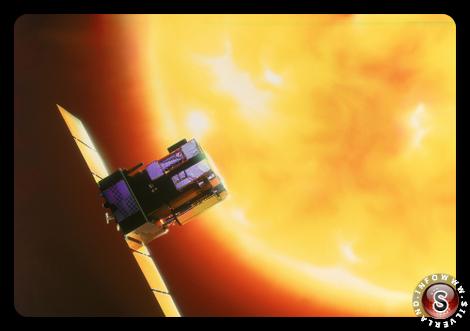 Sonda SOHO Solar and Heliospheric Observatory