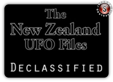 The New Zealand Ufo files Declassified