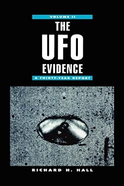 The UFO Evidence Vol 2  by Richard H. Hall