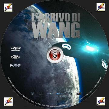 L'arrivo di Wang Cover DVD