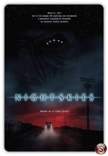 Night skies - Locandina - Poster