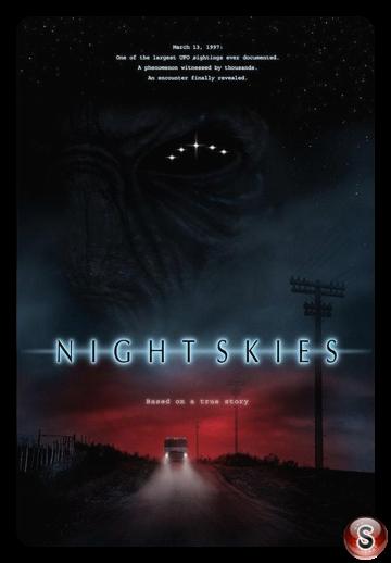 Night skies - Locandina - Poster