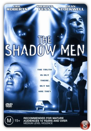 Ombre aliene - The shadow men - Locandina - Poster