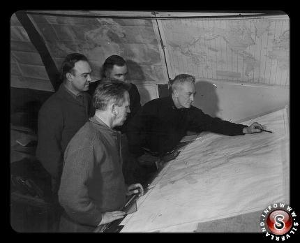 US Navy photo, Operation Highjump, 1946-1947