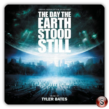 The Day the Earth Stood Still Soundtracks Cover CD