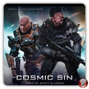 Cosmic sin Soundtrack Cover CD