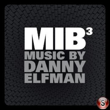 Men in black 3 Soundtrack Cover CD