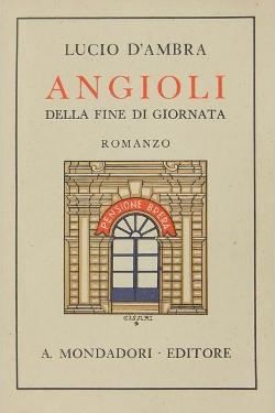 Angioli della fine di giornata by Lucio D'Ambra