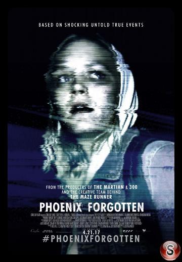 Phoenix Forgotten - Locandina - Poster