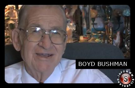 Boyd Bushman