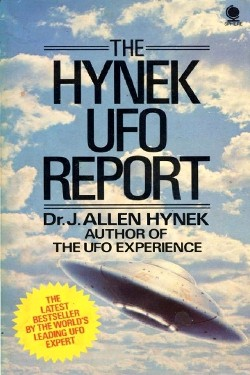 The Hynek UFO Report by J. Allen Hynek
