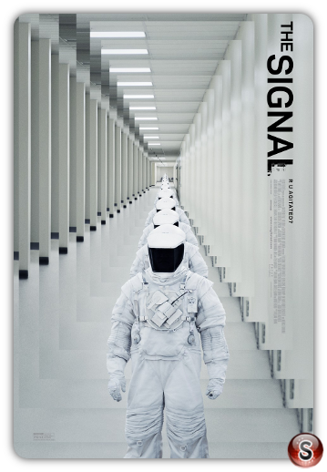 The signal - Locandina - Poster
