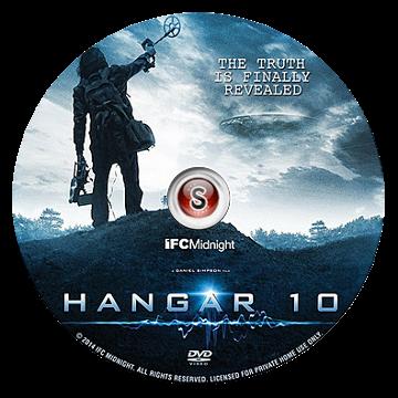 Hangar 10 Cover DVD
