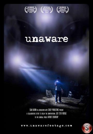 Unaware - Locandina - Poster