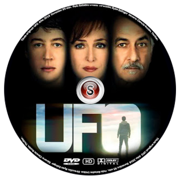 UFO - Interferenze Cover DVD