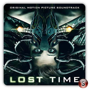 Lost time Soundtrack Cover CD