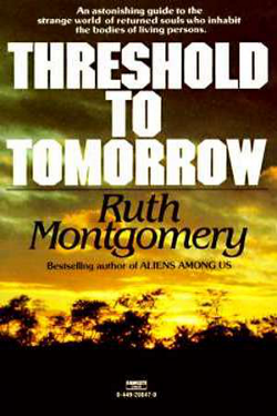 Threshold to Tomorrow by Ruth Montgomery