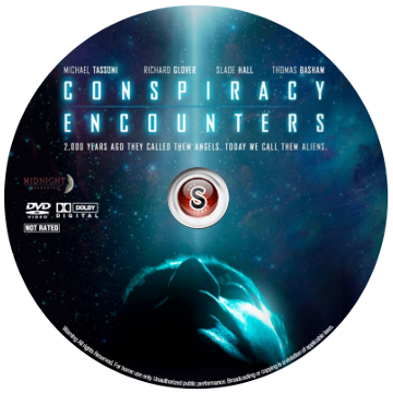Conspiracy encounters Cover DVD