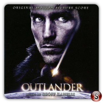 Outlander Soundtracks Cover CD