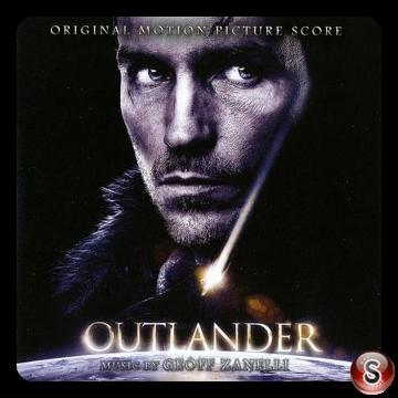Outlander Soundtrack Cover CD