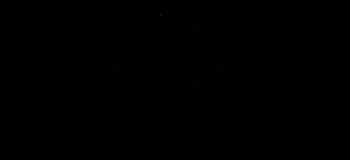Crop circles - Dadford Buckinghamshire 1998 Diagram