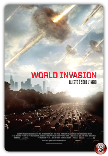 World Invasion - Locandina - Poster