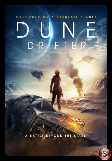 Dune Drifter - Locandina - Poster
