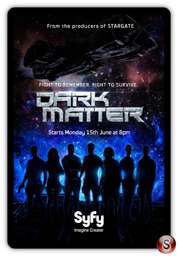 Dark Matter - Locandina - Poster