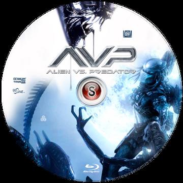 Alien Vs Predator Cover DVD