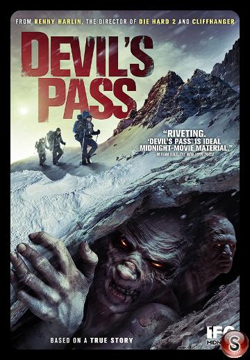 The Dyatlov Pass Incident - Il passo del diavolo  - Locandina - Poster