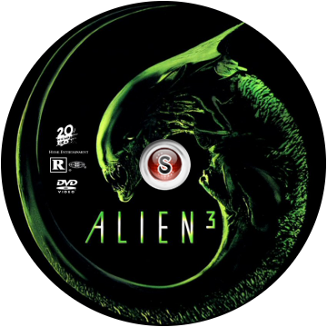 Alien 3 Cover DVD