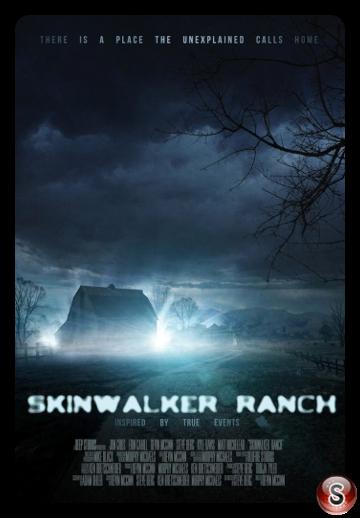 Skinwalker Ranch - Locandina - Poster