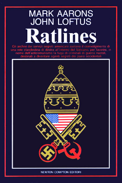Ratlines by Mark Aarons & John Loftus
