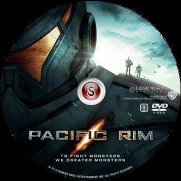 Pacific Rim Cover DVD