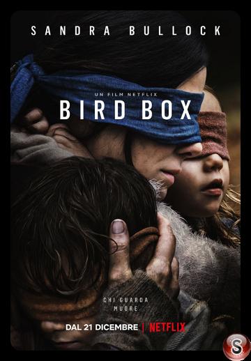 Bird Box - Locandina - Poster