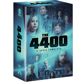 The 4400 Box Set DVD