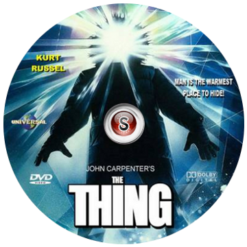 The thing - La cosa Cover DVD