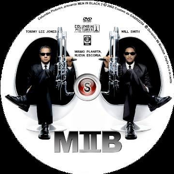 Men in black 2 Cover DVD