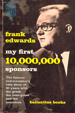 my first 10,000,000 sponsor by Frank Edwards