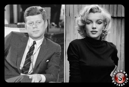 Marilyn Monroe e i Kennedy