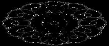 Crop circles - Codford St. Peter 2010 - Diagram
