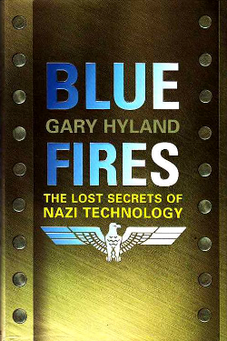 Blue Fires by Gary Hyland