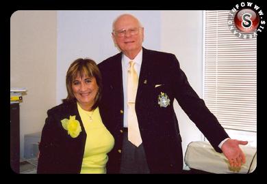 Paola Harris e Paul Hellyer