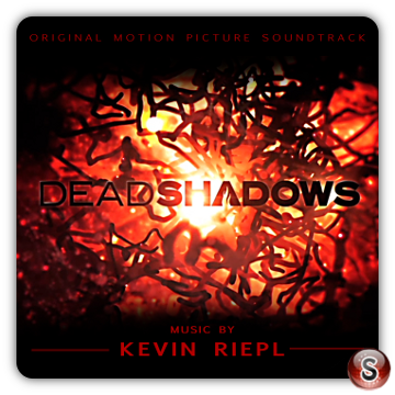 Dead Shadows Soundtrack Cover cd